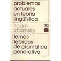 Papel Problemas Actuales En Teoria Linguistica