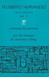Libro 1. Obras Completas  Primeras Invenciones