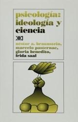 Papel PSICOLOGIA, IDEOLOGIA Y CIENCIA