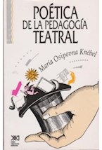 Papel POETICA DE LA PEDAGOGIA TEATRAL