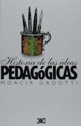 Libro Historia De Las Ideas Pedagogicas