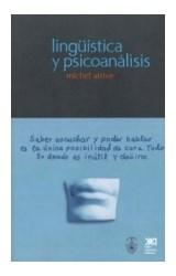 Papel LINGUISTICA Y PSICOANALISIS