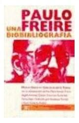 Papel PAULO FREIRE UNA BIOBIBLIOGRAFIA