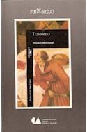 Papel TRASTORNO (ALFAGUARA LITERATURAS)