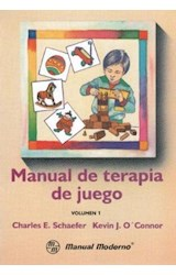 Papel MANUAL DE TERAPIA DE JUEGO COLUMEN 1