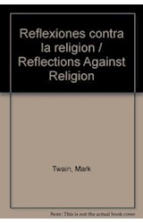 Papel REFLEXIONES CONTRA LA RELIGION