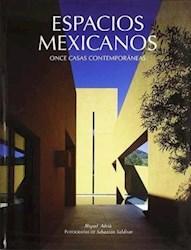 Libro Espacios Mexicanos