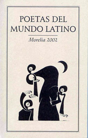 Papel Poetas Del Mundo Latino Morelia 2002