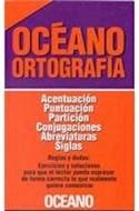 Papel OCEANO ORTOGRAFIA ACENTUACION PUNTUACION PARTICION CONJ