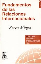 Papel FUNDAMENTOS DE LAS RELACIONES INTERNACIONALES