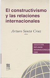 Papel El constructivismo y las relaciones internacionales