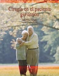 Libro Cirugia En El Paciente Geriatrico