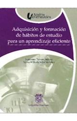 Papel ADQUISICION Y FORMACION DE HABITOS DE ESTUDIO PARA UN APREND