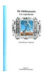 Papel De Bibliomanía