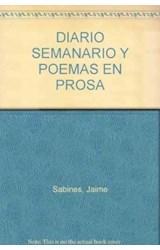 Papel Diario Semanario Y Poemas En Prosa