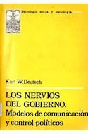 Papel NERVIOS DEL GOBIERNO (PSICOLOGIA SOCIAL Y SOCIOLOGIA 32025)