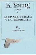 Papel OPINION PUBLICA Y LA PROPAGANDA (STUDIO 31069)