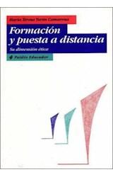Papel FORMACION Y PUESTA A DISTANCIA