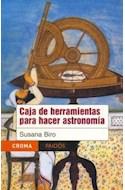 Papel CAJA DE HERRAMIENTAS PARA HACER ASTRONOMIA (CROMA 67719)