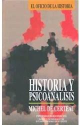 Papel HISTORIA Y PSICOANALISIS 2DA EDICION