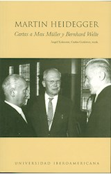 Papel CARTAS A MAX MULLER Y BERNHARD WELTE