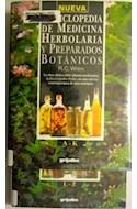 Papel ENCICLOPEDIA DE MEDICINA HERBOLARIA Y PREPARADOS [1 CAJA X 2 TOMOS 1 Y 2] (CARTONE)