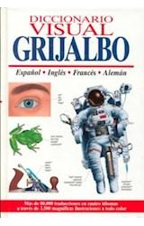 Papel DICCIONARIO VISUAL GRIJALBO [ESPAÑOL - INGLES  - FRANCES - ALEMAN] (ILUSTRADO)