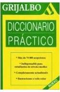 Papel DICCIONARIO GRIJALBO PRACTICO CASTELLANO