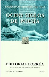 Papel Ocho Siglos De Poesía En Lengua Castellana