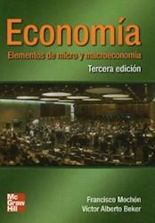Papel Economia Elementos De Micro Y Macroeconomia