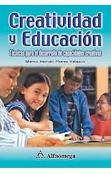 Papel CREATIVIDAD Y EDUCACION (TECNICAS PARA EL DESARROLLO DE CAPA