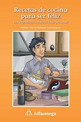 Libro Recetas De Cocina Para Ser Feliz