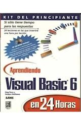 Papel APRENDIENDO VISUAL BASIC 6 EN 24 HORAS