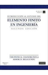 Papel INTRODUCCION AL ESTUDIO DEL ELEMENTO FINITO EN ING