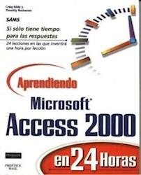 Papel Access 2000 En 24 Horas Aprendiendo