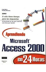 Papel APRENDIENDO MICROSOFT ACCESS 2000 EN 24 HORAS