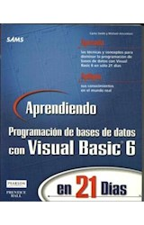 Papel APREND PROGRAM DE BASES DE DATOS CON VISUAL BASIC