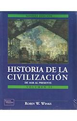 Papel 2. HISTORIA DE LA CIVILIZACION DE 1648 AL PRESENTE