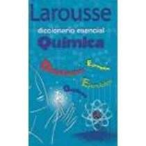Papel Diccionario Esencial Quimica Larousse