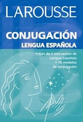 Papel Conjugacion Lengua Española Larousse