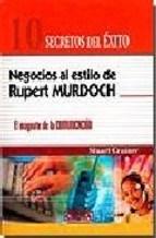 Libro Negocios Al Estilo De Rupert Murdoch