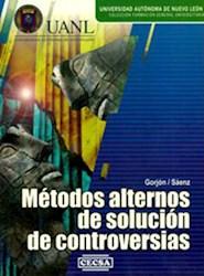 Libro Metodos Alternos De Solucion De Controversias