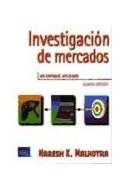 Papel INVESTIGACION DE MERCADOS UN ENFOQUE APLICADO [4/EDICIO