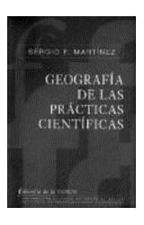 Papel GEOGRAFIA DE LAS PRACTICAS CIENTIFICAS