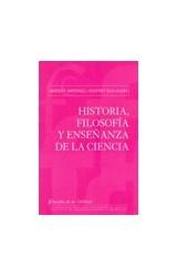 Papel HISTORIA, FILOSOFIA Y ENSEEANZA DE LA CIENCI