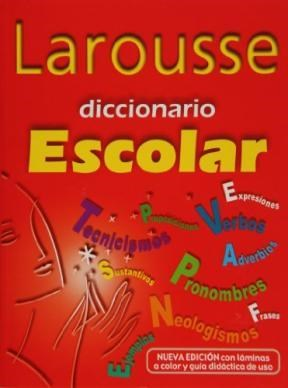 Papel Diccionario Escolar Larousse