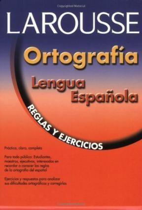 Papel Ortografia Lengua Española - Reglas Y Ejercicios