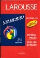 Papel Diccionario Standard Español/Ingles Larousse