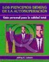 Libro Principios Deming De Autosuperacion