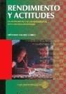 Libro Rendimiento Y Actitudes